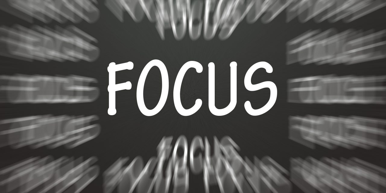 New Blog; New Focus.